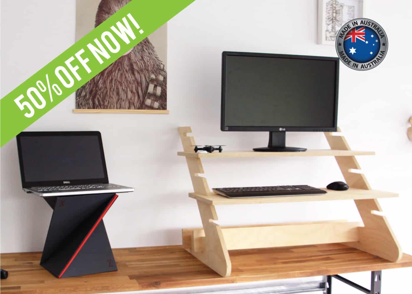 Height Adjule Standing Desk
