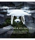 DJI Phantom 4 Advanced Drone – 4K, 60FPS, 20MP Pictures, 30 Min Flight Time, 7KM Transmission Range, 72KM/h, GPS, Return Home 6