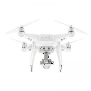 DJI Phantom 4 Advanced Drone - 4K, 60FPS, 20MP Pictures, 30 Min Flight Time, 7KM Transmission Range, 72KM/h, GPS, Return Home