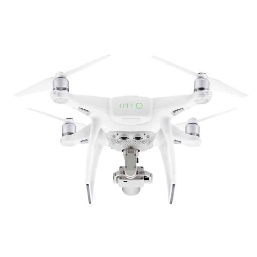 DJI Phantom 4 Advanced Drone - 4K, 60FPS, 20MP Pictures, 30 Min Flight Time, 7KM Transmission Range, 72KM/h, GPS, Return Home
