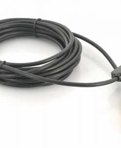 Waterproof USB Endoscope - 5 Meter Cable, 4 LEDs, Copper Head