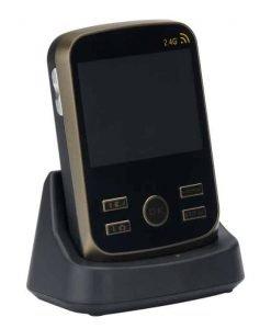Wireless Door Intercom 'SafeGuard II'- 3.5 Inch TFT LCD Screen, PIR Motion Detector, IP55 Waterproof, 300m Range, 1/4 Inch CMOS