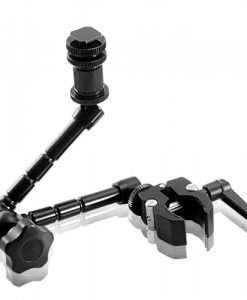 Magic Arm and Clamp for DSLR Cameras / Monitors (11 Inch)