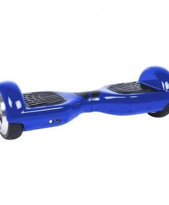 Self Balancing Electric Scooter MegaWheels - US + EU Only, Free Shipping, UL2272 Cert, 2x 350W Motor, 12KM/h, 20KM Range (Blue)