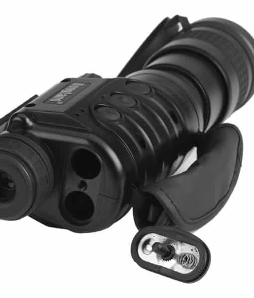 Night Vision Monocular - 7x Zoom, 1000m Detection Range, Weatherproof, Built-in Camera, 16GB External Memory, CCD Sensor