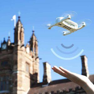 Dobby Folding 4K Camera Drone – 13MP Camera, Quad Core CPU, Image Stabilization, Auto Follow, Gesture + Voice Control, GPS 6