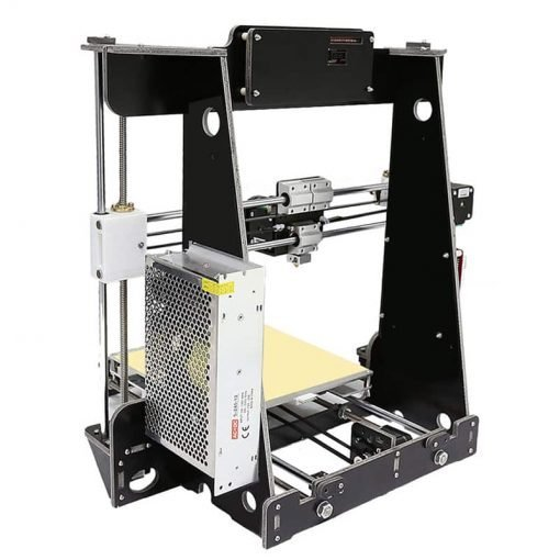 Anet A8 3D Printer Prusa i3 DIY Kit - Multiple Filament Types, Large Printing Volume, 0.004mm Precision, SD Card Slot