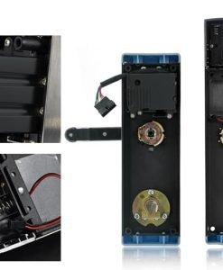 """Biometric Fingerprint Door Lock """"Aegis"""" - Deadbolt, Right Handed Installation"""