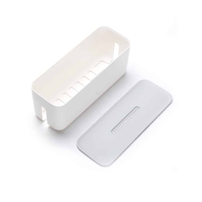 Xiaomi Power Cable Storage Box - Detachable Cover, Big Cable Mouth, Good Heat Dissipation, Multifunctional Design