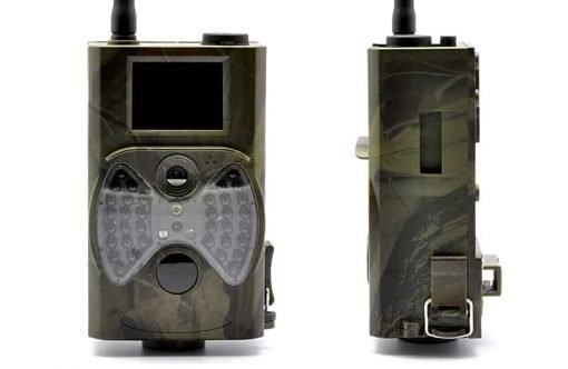 """Game Hunting Camera """"Wildview"""" - 1080p HD, PIR Motion Detection, Night Vision, MMS Viewing, 2 Inch Screen"""