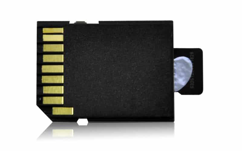 32GB Micro SD Card + Micro SD to SD Adapter