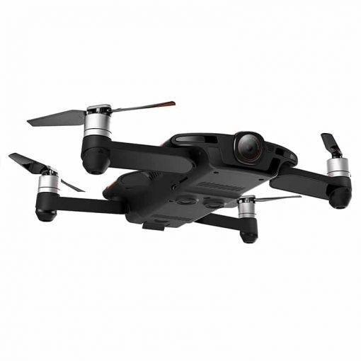 Wingsland S6 Premium Drone - 4 Flight Modes, Foldable Design, Home Return Key, 4K Camera, Wi-Fi, FPV (Black)