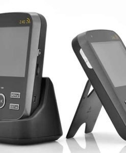 """Wireless Video Door Phone """"SafeGuard Duo"""" - 2x 3.5 Inch Monitors, 300m Range, Photo and Video Function"""