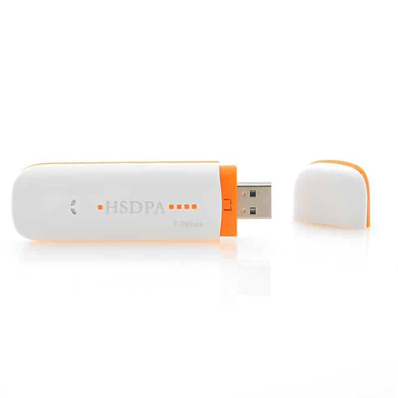 3G USB Modem - HSUPA, 3G Internet for Laptops
