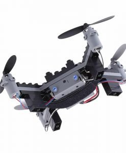 SMRC M3 Blocks DIY Mini Drone - 6 Axis Gyro, Headless Mode, 50M Range, 7 Minutes Flight Time
