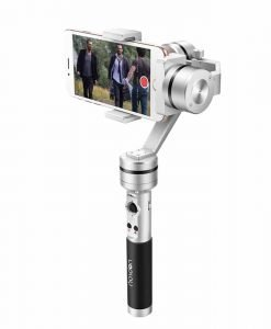 Albird Uoplay 2S Handheld Smartphone Gimbal - 3 Axis Handheld Stabilizer, Smartphones Up To 5.5 Inches, GoPro Action Cameras