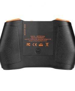 Wireless Keypad - 2.4GHz Wireless, Touchpad, Anti-Skid Design, 92 Key QWERTY, Game Controls, 1020mAh Battery