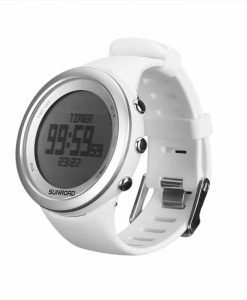 Sunroad FR852A Outdoor Sports Watch - LCD Display, Weatherproof, Calorie Counter, Compass, Altitude, Barometer, Stopwatch