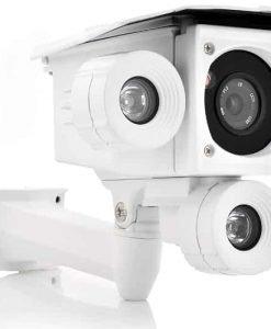 Outdoor Weatherproof CCTV Camera - 3x Array LEDs, 1/3 Inch Color CMOS, 1000TVL, IR Cut, 60 Meter Night Vision