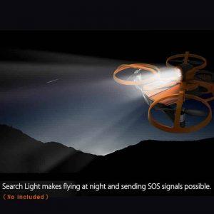 Wingsland S6 Premium Drone – Foldable Design, 4 Flight Modes, 4K Camera, Home Return Key, Wi-Fi, FPV (Camouflage) 6
