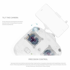 DJI Phantom P3 Drone – 2K Camera, 12MP Pictures, Stable Footage, 720P Real-Time View, 25 Min Flight Time, GPS 8