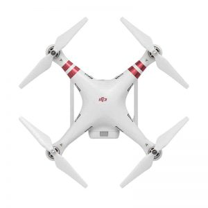 DJI Phantom P3 Drone – 2K Camera, 12MP Pictures, Stable Footage, 720P Real-Time View, 25 Min Flight Time, GPS 3