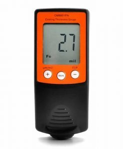 Coating Thickness Gauge - F/NF Type, LCD Display