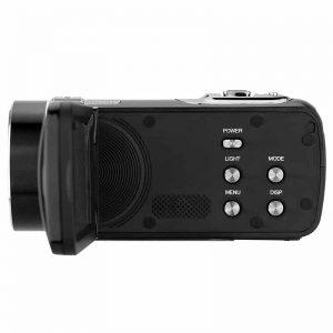 Ordo Z8 PLUS Digital Video Camera - 24MP, 1080p, 16x Digital Zoom, 1/4 Inch 8MP CMOS Sensor, Anti Shake, 64GB External Memory