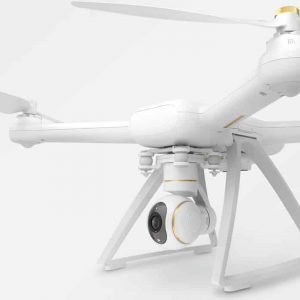 Xiaomi Mi Drone - 4K Camera, GPS, 3 Axis Gimbal, ARA-D Propeller, 18M/s Top Speed, 500m Range, 27 Minutes Flight Time