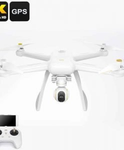 Xiaomi Mi Drone - 4K Camera, GPS, 3 Axis Gimbal, ARA-D Propeller, 18M/s Top Speed, 500m Range, 27 Minutes Flight Time