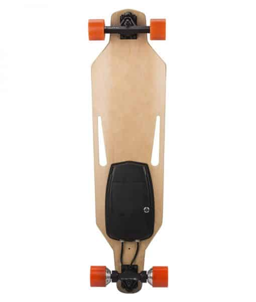 Maxfind Electronic Skateboard - Wireless Remote Control, 360W Motor, Up To 28KM/h, Max Load 100KG, 22000mAh Light Weight Battery