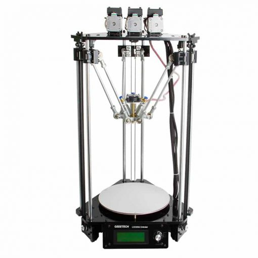 Geeetech Rostock 301 Mix Color 3D Printer