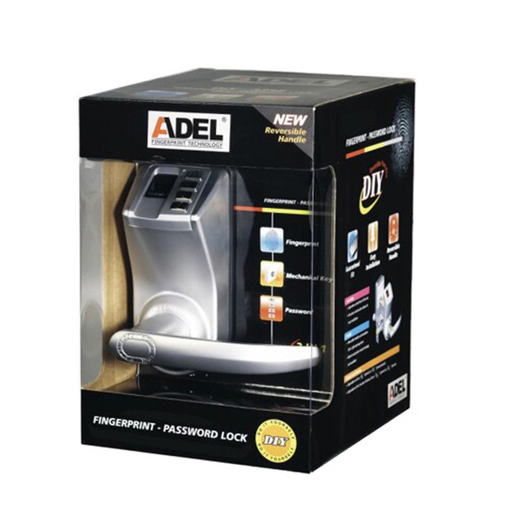 Lachco Fingerprint Door Lock Access Control Adel 3398
